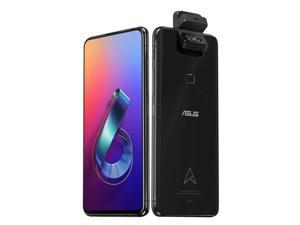 """New Asus Zenfone 6 30th Year Anniversary Edtion (ZS630KL) 6.4"""" 12GB + 512GB Global Unlocked Phone Rare Black Fast Shipping 5 Days FedEx"""