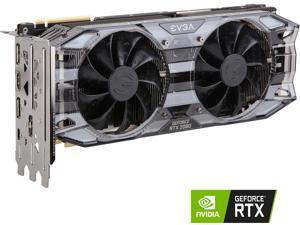 EVGA GeForce RTX 2080 XC2 ULTRA GAMING, 08G-P4-2187-KR, 8GB GDDR6, iCX2 & RGB LED