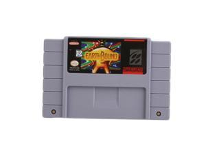 Earthbound Video Game Cartridge for SNES (Super Nintendo Entertainment System, 1995)