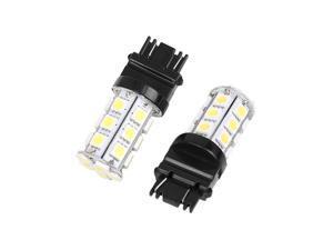 2pcs 3157 LED Cool White Bulb Car Rear Light Reversing Light