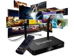 Superbox S2 Pro 2021 Tv Box - Supports Wi-Fi 2.4Ghz 5Ghz