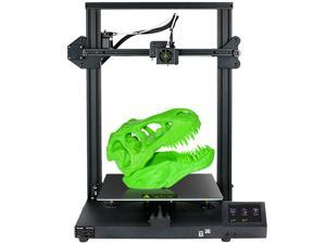Official 3D Printer with Meanwell Power Supply ,Removable Build Surface ,Upgraded Silent Motherboard,Carborundum Glass Bed, Resume Printing,DIY Printers 300 X 300 X 400mm Print Size