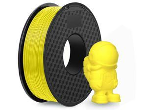 PLA 3D Printer Filament ,1.75mm with Dimensional Accuracy +/- 0.03mm,1 kg Spool,(2.2lbs),Fit Most 3D FDM Printer