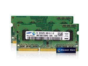 Samsung 4GB(2X2GB) 1RX8 DDR3-10600  SO-DIMM PC3-1333 MHz 204pin RAM M471B5773DH0-CH9 Laptop Memory CL9 1.5V