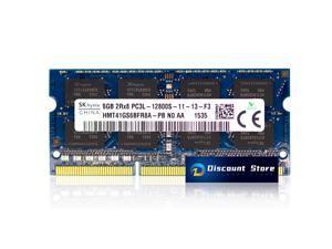 SK Hynix 8GB, PC3L-12800 (DDR3L-1600) SDRAM, 1600 MHz HMT41GS6BFR8A-PB Laptop Memory