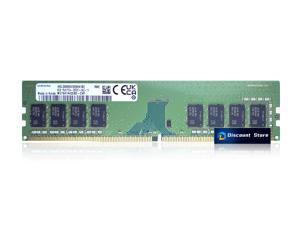 Samsung 8GB DDR4 1Rx8 PC4-2933Y UDIMM DDR4-23400 Modules M378A1K43EB2-CVF DESKTOP PIN-288