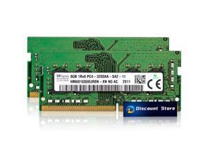 SK Hynix HMA81GS6DJR8N-XN16GB(2X 8GB) 1Rx8 DDR4-3200MHZ SODIMM PC4-25600 260 Pin 1.2V CL22 Laptop Memory