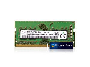 SK Hynix 8GB 1X8GB HMA81GS6AF8N-UH DDR4 1Rx8 PC4-2400T SODIM Laptop Memory Ram