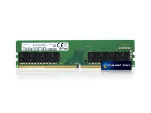 Samsung 16GB DDR4 1Rx8 UDIMM 3200 MHz PC4-25600 PIN-288 Desktop Memory RAM M378A2G43AB3-CWE