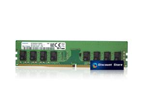 Samsung DDR4 2133MHz UDIMM PC4-17000 1Rx8 4GB (1x4GB) M378A5143EB1-CPB PIN-288 CL17 Desktop Memory