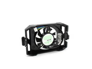 For Zotac 1060 1070 1070TI 1080 1080TI PLUS OC Graphics Card backplane Auxiliary Cooling Fan