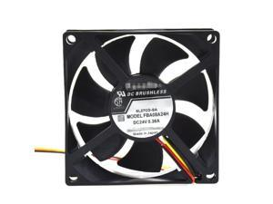 24VDC for panaflo Variable frequency cooling fan FBA08A24H Hydro Wave Bearing