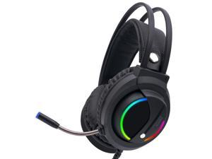 Gaming Headset Surround Sound 7.1 Channel USB Headset Gaming Headset Computer Headset Gaming Gamer Headset