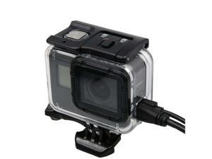 Side Opening Protective Case For GoPro Hero7 6 5 Black Action Camera Go Pro Protector Cover Housing For Gopro Hero 5/6 Accessory