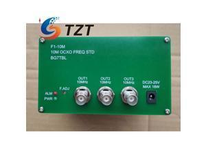 F1-10M OCXO estándar de alta precisión, 10M, 10MHz, referencia con OCXO para HP/Agilent 10811