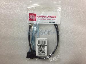 Athena Power Reverse Breakout Cable 4x SATA to 1x 8643 CABLE MS86434SRB20 50cm