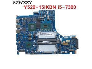 For Lenovo IdeaPad Y520-15IKBN Laptop Motherboard i5-7300HQ CPU GTX 1050 GPU 5B20N00291 DY512 NM-B191