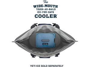 YETI Hopper M30 Portable Soft Cooler, Navy