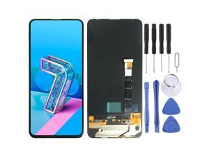 OLED Material LCD Screen and Digitizer Full Assembly for Asus ZenFone 7 / ZenFone 7 Pro ZS671KS ZS670KS Mobile phone repair parts