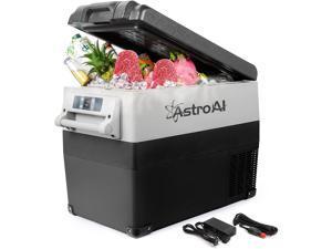 AstroAI Portable Refrigerator Freezer 12 Volt Refrigerator 48 Quart(45 Liter) for Car, RV, Van, Vehicle, Boat, Portable Freezer (-4?~68?) for Camping, Travel, Fishing Outdoor