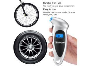 Deals on AstroAI Digital Tire Pressure Gauge 150 PSI