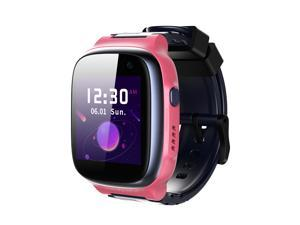 360 Kid's Smart Watch E1  4G Video Call and Camera,High-level Waterproof(IPX8),Smart PA, Real-time Tracking(GPS),One-button SOS,Class Mode,Pedometer,Stopwatch and Alarm.