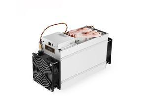 ANTMINER L3+ 504MH/S 1.6J/MH/s consumption ratio( With power supply ) with PSU Scrypt BM1485 ASIC Chip Litecoin Miner LTC DOGE Bitcoin Mining Machine Upgrade ANTMINER L3 S9 S9i