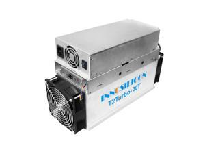 Innosilicon T2T 30T SHA256 ASIC miner With PSU Bitcoin BTC BCH Mining Machine Better Than Antminer S9 S11 S15 S17 T9+ T15 T17 WhatsMiner M3 M10