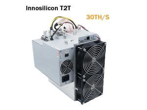 Innosilicon T2T 30T SHA256 ASIC miner With PSU Bitcoin BTC BCH Mining Machine 2200W Better Than Antminer S9 S11 S15 S17 T9+ T15 T17 WhatsMiner M3 M10