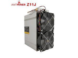 Bitmain Antminer Z11j 105ksol/s asic miner Equihash algorithm Blockchain mining machine with power consumption of 1418W