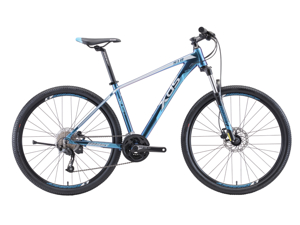 """27.5"""" Mountain Bike with Aluminum Frame & 27-Speed Shifters with Shimano Altus RD-M2000 Rear Derailleur. (17"""" & 15"""" Frame Size)"""