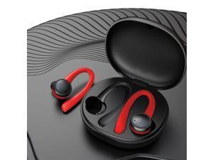 Bluetooth 5.0 Headset Wireless Earbuds Earphones Stereo Headphones Ear Hook