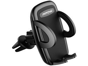 Mpow CA040B Car Phone Mount,Air Vent Phone Holder for Car , One Button Release, 360 Degrees Rotation Auto car Holder with Adjustable Car Phone Holder