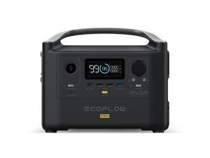 EcoFlow RIVER Pro/ 720Wh/ Electric & APP control/ Double capacity from 720Wh to 1440Wh