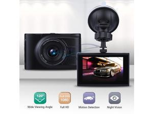 3.0 Inch LTPS LCD Display 1.3MP Sensor Car DVR Video 1.3 Mega Pixels  AVI USB