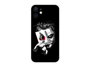For iphone 12 mini Case 3D Printing TPU Silicone Mobile Phone Case