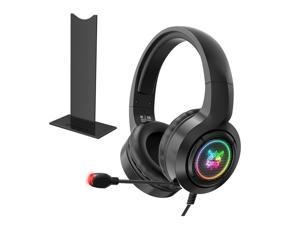 ONIKUMA X1 color RGB headset USB + 3.5mm wired gaming headset for PS5 PS4 and a Nintendo Switch PC