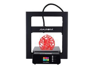 JGMAKER A5S 3D Printers Stable Working with Resume Print Filament Run Out Detection Large Build Volume 12X12X12.6in for Home Industry School Education ABS PLA 1.75mm Filament US Plug