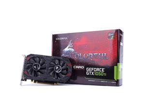 Geforce GTX 1050 Ti Super SC Ultra Gaming,4GB GDDR5,Support DirectX 12 Dual Fan Graphics Card
