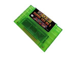101 in 1 Video Game Cartridge for SNES (Super Nintendo Entertainment System, 1995)
