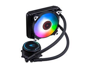 GOLDEN FIELD SF120 RGB All-in-One Liquid CPU Cooler With 120mm Radiator Water Cooling Cooler System AMD Intel CPU Water Cooler
