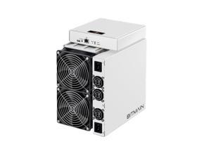 Antminer T17 Mining Machine Power Second-Hand, 220V AC 2200W 42TH/s Power Output Mining Power Supply Bitcoin Miner Machine with Power Cord