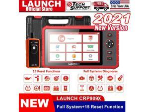 X431 CRP909X Pro All System OBD2 ABS TPMS DPF Scanner Car Diagnostic Tool