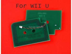 Módulo de Sensor WiFi inalámbrico para Wii U, tablero de antena NFC de segunda mano, módulo transceptor de repuesto, 2 uds.