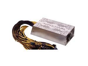 Antminer USA STOCK PSU Alpha Miner 2400W 180-280V 10x6 pin better than BITMAIN APW3++ APW7