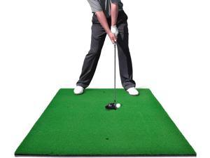 Gagalileo Golf Mat- Golf Matts for Indoors- Golf Hitting Matt for Backyard- Golf Turf Mat |with Tee and Stakes| Sytle Optional