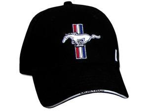Ford Mustang GT Hat - Embroidered with Adjustable Velcro Strap - $24.99