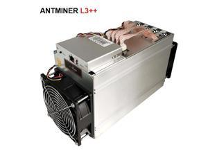 Bitmain Antminer Official L3++ Dogecoin LTC Miners L3+ Plus 580Mh/s LTC miner With Bitmain Power Supply Bitmain Asic Miner