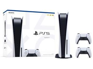 Sony PlayStation 5 PS5 Console Disc Blu-Ray+DualSense Wireless Controller