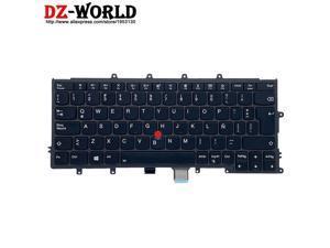 Teclado retroiluminado para ordenador portátil Lenovo Thinkpad X270, X260, X250, X240, X240S, X230S, 01EN589, 01EP065